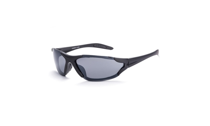 Gradient Circular Sports Sunglasses