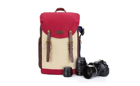 DSLR SLR Camera Bag Multifunctional Deluxe Travel Backpack For Canon 0d278eeb-1fc4-4c7d-b707-38270f1e6f2a