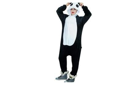 Adults kids Pajamas Panda Flannel Animal Pajamas Sets 18fae6e8-e583-467c-9bba-c14972f9cc3d