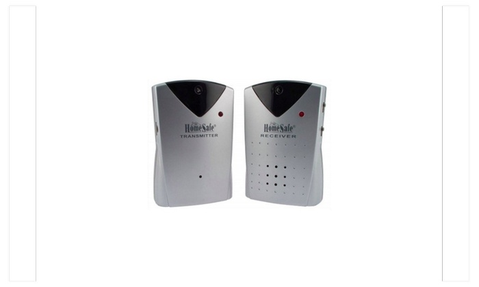 Homesafe Safety Beam Laser Motion Detector Sensor & Alert