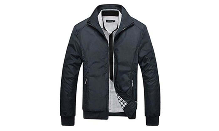 Men Jacket 2016 Hot Sale Spring Men's Solid Fashion Jacket