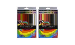 Prismacolor Colors Scholar Colored Pencil Set (2-Pack)