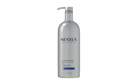 Nexxus Therappe Moisture Shampoo, for Normal to Dry Hair 33.8 oz de420506-8309-4fda-ae91-1f6b68e5c9b9