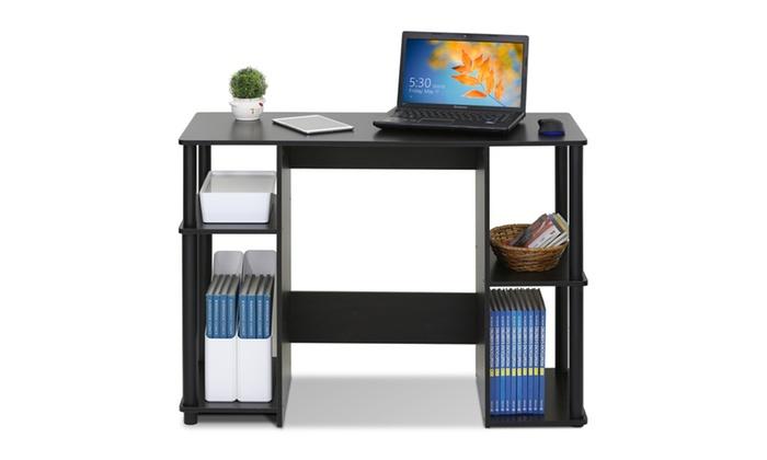 Furinno 15112 Jaya Compact Computer Study Desk