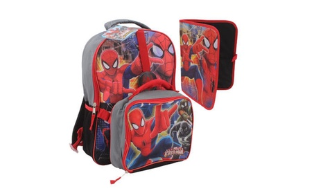 Marvel Spider-Man Backpack 130a12a6-93b0-41cd-8131-cd6faf6738e8