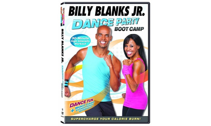 Billy Blanks Jr. Workout DVDs