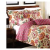 100% Cotton Mediterranean style Quilt 3 Pieces Bedding Set-Queen Size