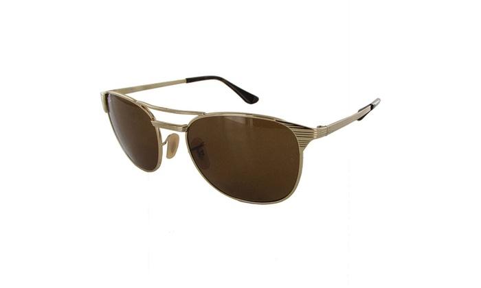 4674c3b2f4 Ray Ban Womens RB3429M Signet Square Sunglasses