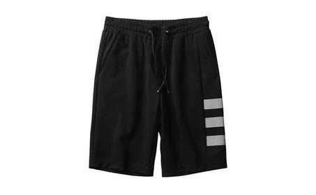 Men's Casual Yoga Shorts Dance Sport Training Gym Short Pants Trousers 006889e9-b840-4bbd-b368-2ce438bef0a2