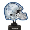 Neon Helmet Lamp-Cowboys