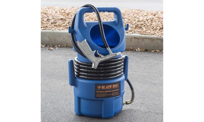 Portable Abrasive Blasting KIT