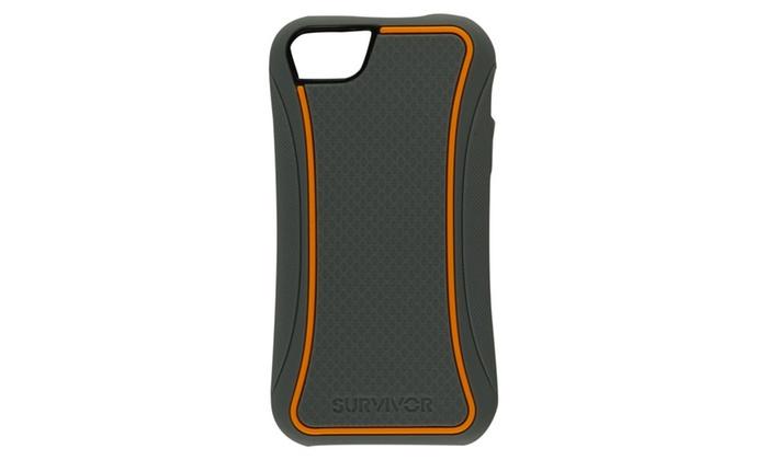 on sale f098f 1b142 Griffin Survivor Slim Series Case Cover For iPhone SE / 5S / 5 ...