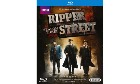 Ripper Street: Season Three (Blu-ray) 91f8a05b-833c-411a-828a-20bd561d707f