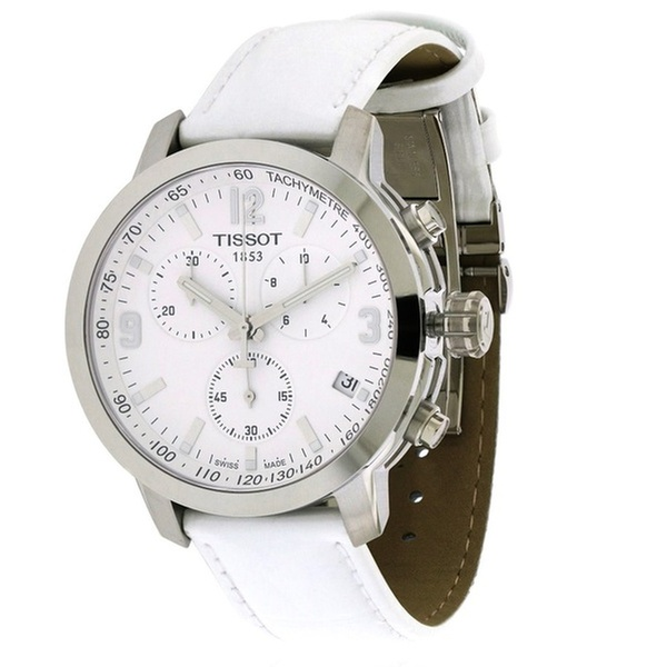6fbed01e224 Up To 49% Off on Tissot PRC 200 Chronograph Me... | Groupon Goods