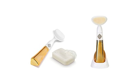 Facial Pore Cleansing Brush Gold Electric fb4310c1-d85d-4540-93aa-38f593fe8e19
