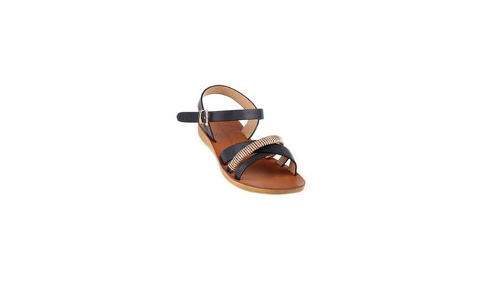 Xehar Women's Comfort Fashion Ankle Strap Open ToeSandal