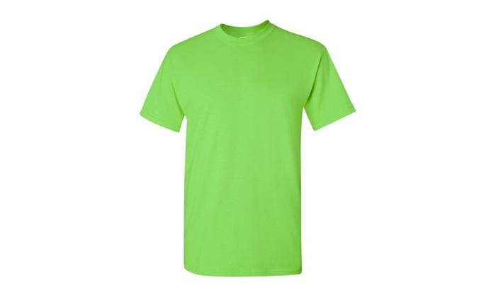 Gildan Heavy Cotton Short Sleeve T-Shirt 5000-8