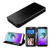 Insten Leather Fabric Case W Stand Card Slot Photo For Galaxy A7