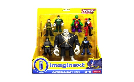 Imaginext DC Justice League 7pk Solomon Grundy Action Figure CMM06 c6e9b001-8927-40d1-8548-78a354921376