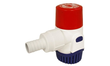 Rule 20SA 800 GPH Electronic Sensing 12 V Bilge Pump photo