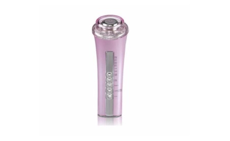 Skin Rejuvenation Ultrasonic Vibration Anti Aging Ion Hydrate PINK 9c037c15-2476-4134-ab51-03dadb749148