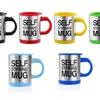 400ml Self Stirring Stainless Steel Mug Auto Mixing Tea Coffee Cup