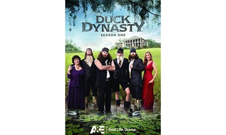 Duck Dynasty Seasons 1-5 on DVD e8b18ed6-d2b8-41b5-91c2-62c1b63f0620