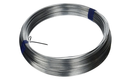 Hillman Group Inc - Ook 50143 200 ft. 16 Gauge Galvanized Steel Wire 4bc41cae-2a04-41d7-88bb-8a809759b689