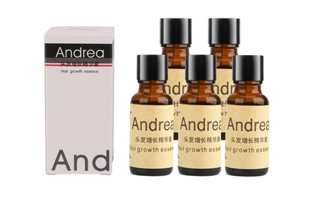 Andrea Hair Growth Essence Hair Loss Treatments Ginger (Pack of 5x) f6c0adf9-47de-4361-8cc0-d1088122a619