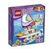 LEGO Friends Sunshine Catamaran 41317 Building Kit 603 Piece