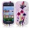 Insten For Samsung Galaxy Centura S738c Discover Case Elite Flower
