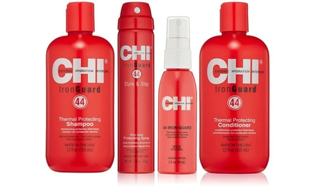 CHI 44 Iron Guard Thermal Protect System for Hair (4-Piece) fa9f3f40-6a96-4825-9aed-6cbc89bdf6b3
