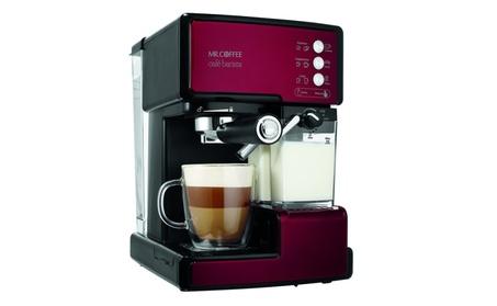 Mr. Coffee Café Barista Espresso Maker Machine 69038927-b43a-49fd-b798-9ca3c05ee4d8
