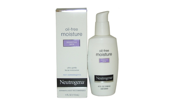 Oil free facial moisturizers