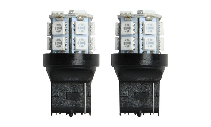IL-7440B-15 LED Bulb SMD 15 LED 2 piece kit Blue