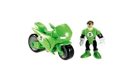 Imaginext Exclusive DC Super Friends Gotham City Collection Green Lant d73f7d33-9e65-431a-bc03-167fc63c9be4