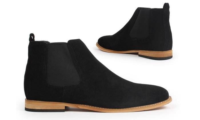 Gino Pheroni Men's Calvin Chelsea Boots