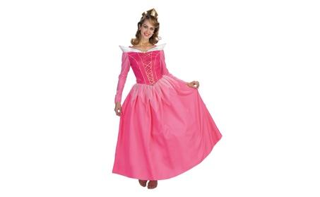 Costumes For All Occasions DG5959 Aurora Prestige Adult 658eea2c-7e4f-40f6-8870-985ef21f8cc4