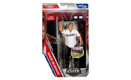 Mattel WWE® Shane McMahon® Elite Collection Action Figure DXJ24 209a36ca-2825-484a-9c6b-3faac17d684b