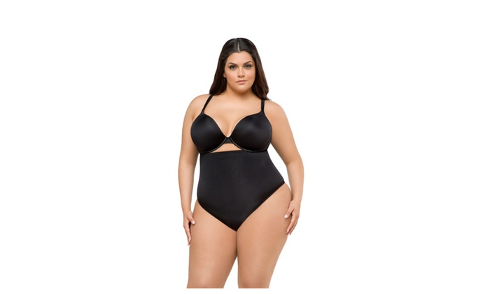 Seamless High Waist Thong Shaper
