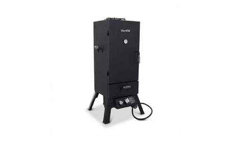 Char-Broil 578-sq in Vertical Gas Smoker 4d5b01ad-237d-40c4-b6cf-369f447bea15