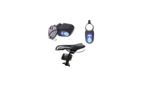 Cycling Security Wireless Remote Control Vibration Alarm Bicycle Lock b16d0eac-e516-460f-9590-f4122a4e7c0f