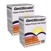 GenUltimate Value Priced Test Strips 50ct 2PK for OneTouch Ultra