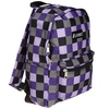Everest 1045KP-PU 15 in. Basic Pattern Backpack