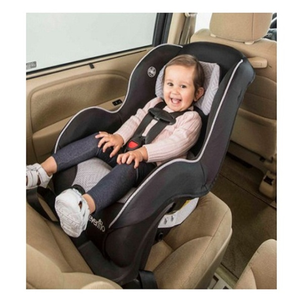 Evenflo - Tribute 5 DLX Convertible Car Seat,