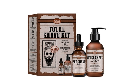 Smooth Groom Total Shave Kit (2-Piece) 52e6f18d-9cab-4932-a624-0dc2edd025dc