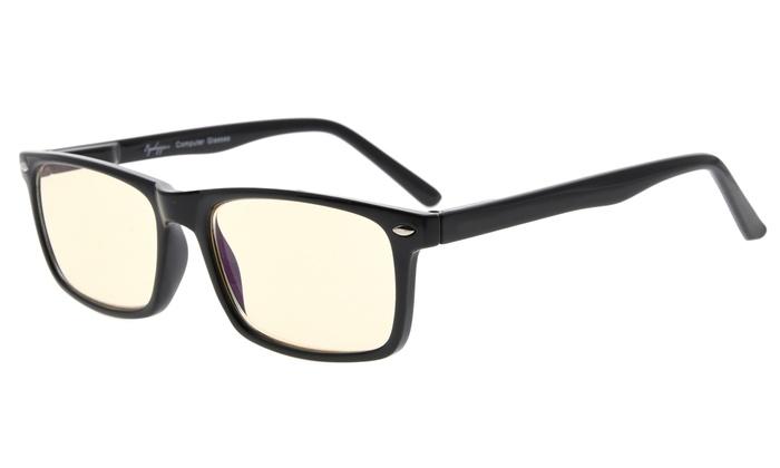 1a04d13e9e67 Eyekepper Computer Glasses UV Protection Tinted Lens Stylish Women Men