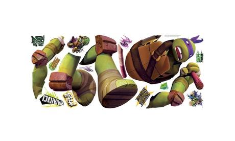 Roommates Teenage Mutant Ninja Turtles Donatello Giant Wall Decal a97c627d-0b30-4028-862d-1c4fcb107195