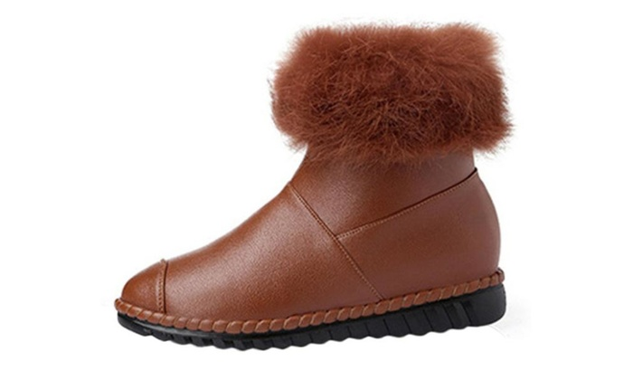 Women's Casual Insulation Snow Boots