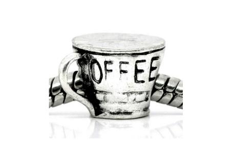 Pandora Fit Antique Sterling Silver Coffee Cup a6bb8f31-79d8-43d0-a1a2-c92d85ef2244